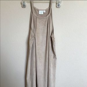 Nordstrom BP Suede Dress
